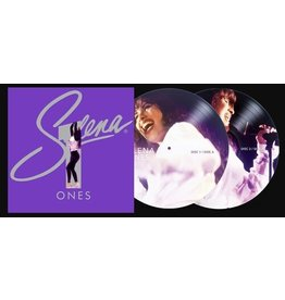 New Vinyl Selena - Ones (Reissue, Picture) 2LP