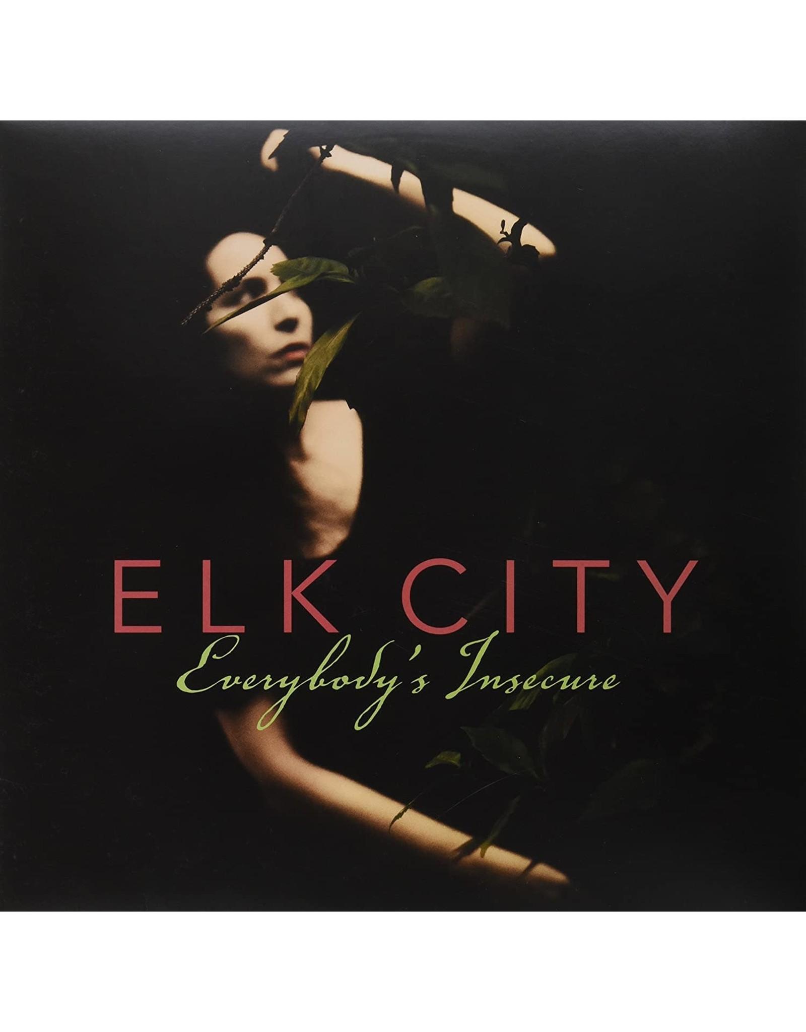 New Vinyl Elk City - Everybody's Insecure LP