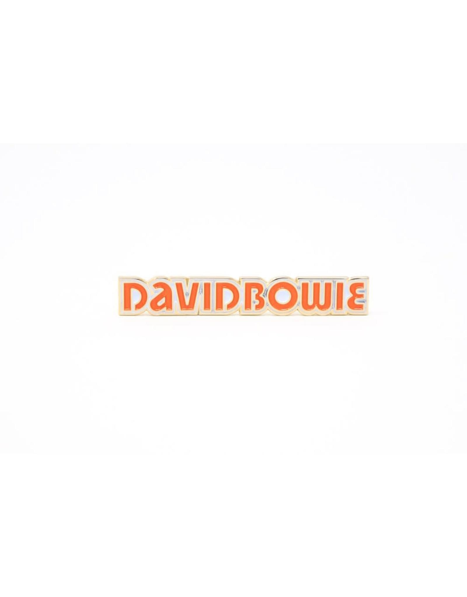 Enamel Pin David Bowie Low Logo Enamel Pin