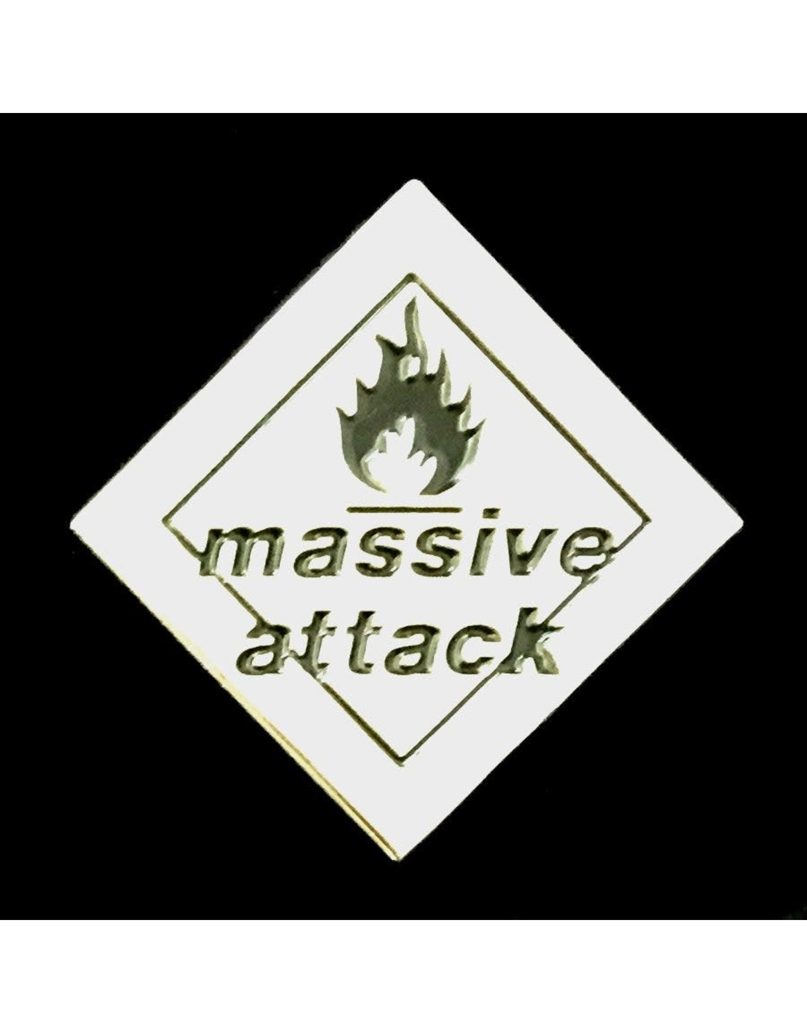 Enamel Pin Massive Attack Enamel Pin