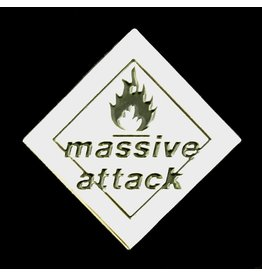 Enamel Pin Massive Attack Enamel Pin