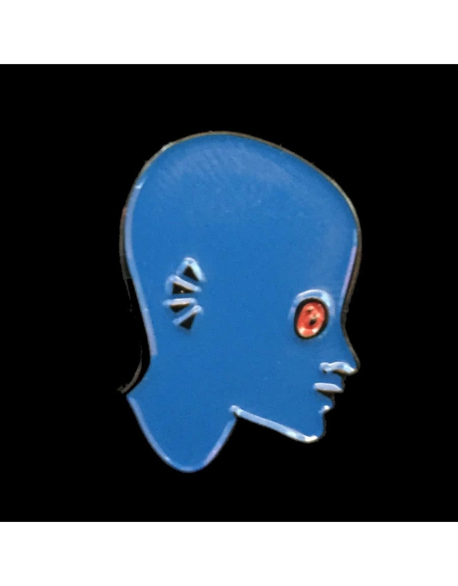 Enamel Pin Fantastic Planet Blue Alien Enamel Pin