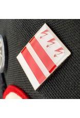 Enamel Pin Bad Brains Red Stripe Pin