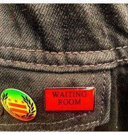 Enamel Pin Waiting Room Enamel Pin