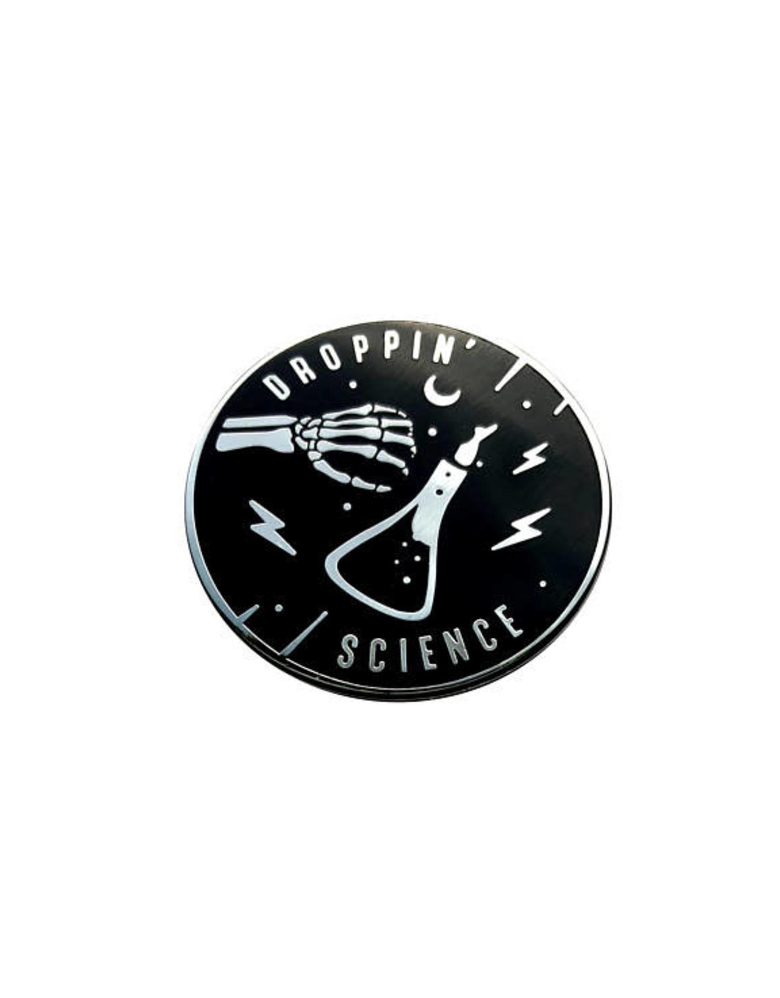 Enamel Pin Droppin' Science Enamel Pin