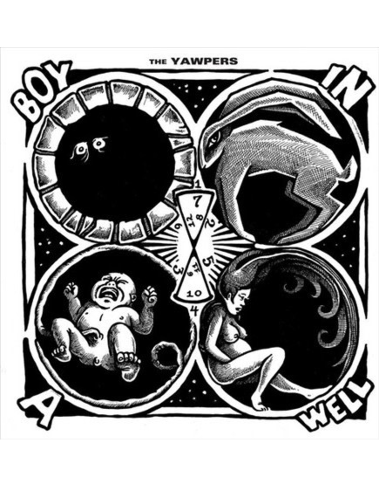 New Vinyl Yawpers - Boy In A Well LP
