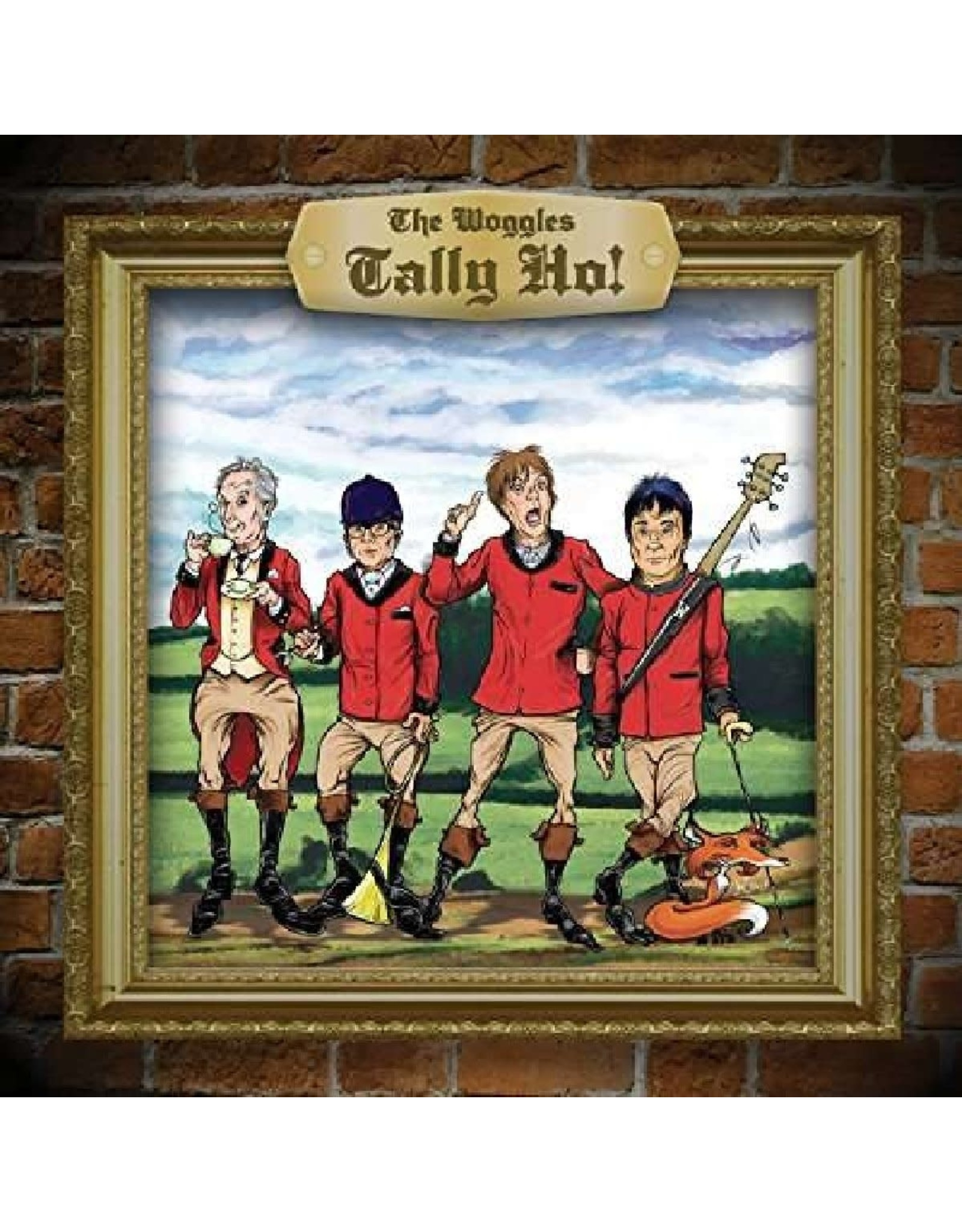 New Vinyl The Woggles - Tally Ho LP
