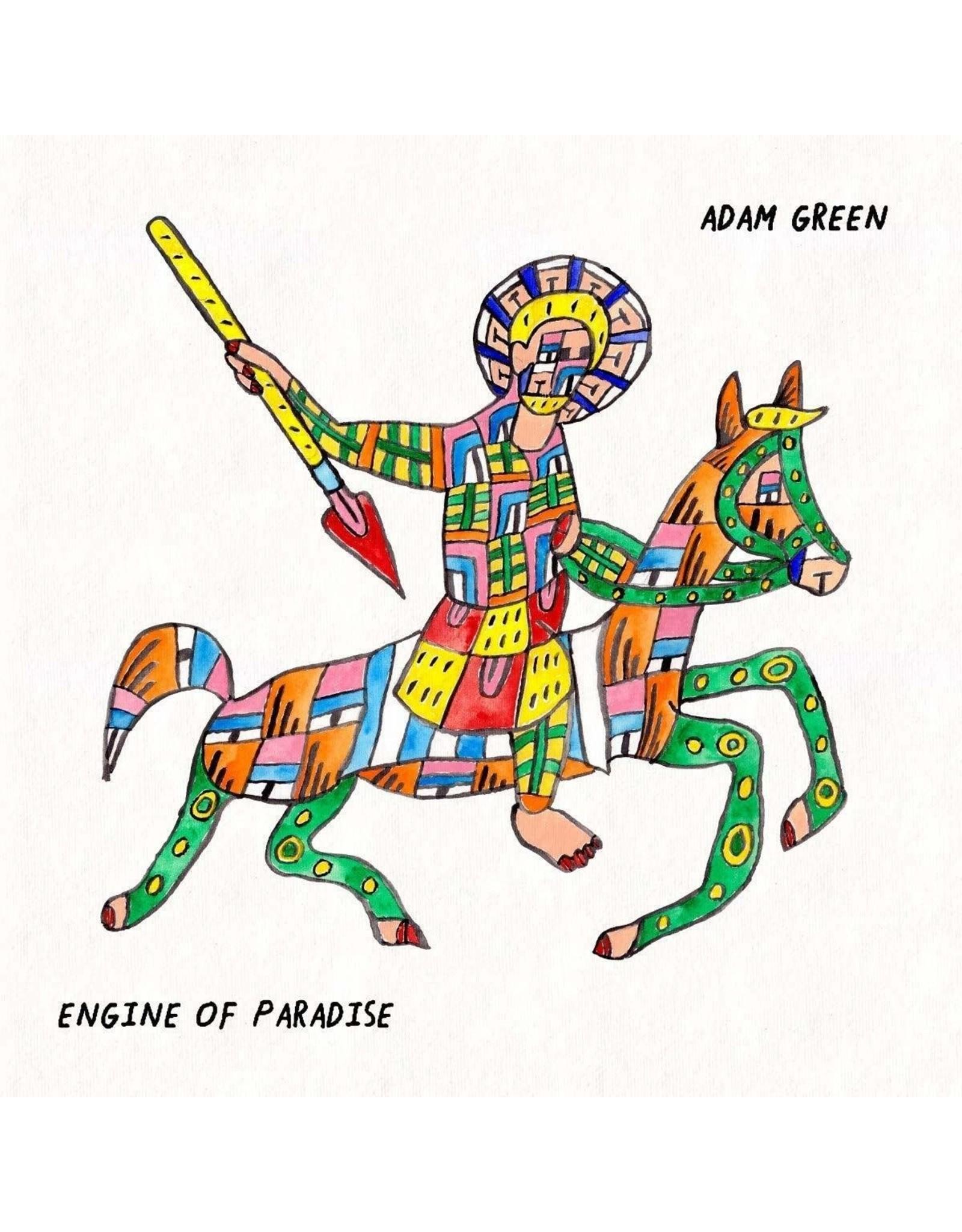 New Vinyl Adam Green - Engine Of Paradise LP