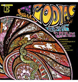 New Vinyl The Zodiac - Cosmic Sounds: Celestial Counterpoint With Words And Music LP