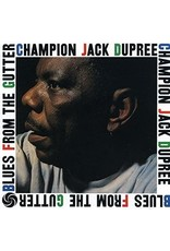 New Vinyl Champion Jack Dupree - Blues From The Gutter LP