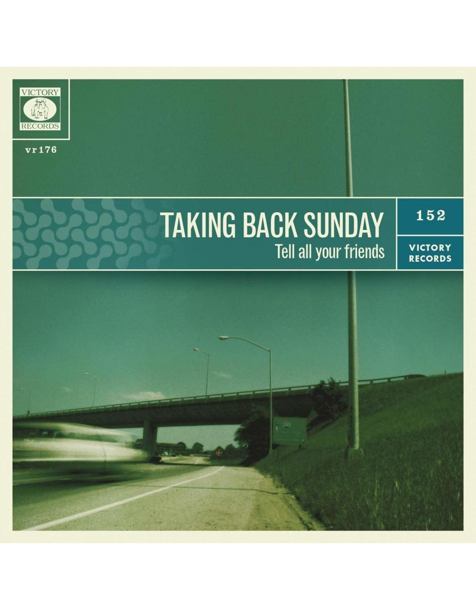New Vinyl Taking Back Sunday - S/T LP