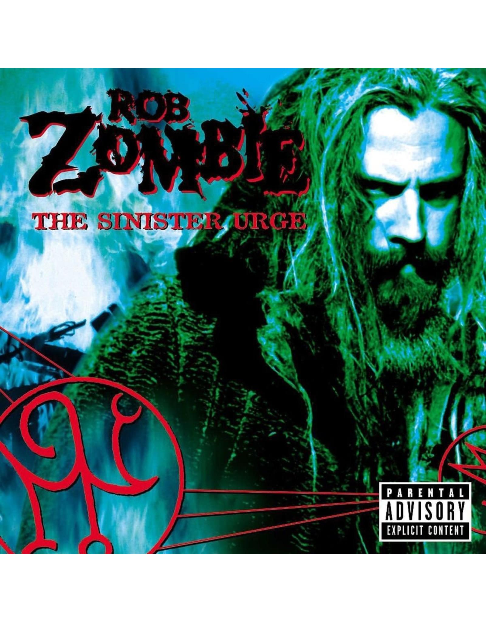 New Vinyl Rob Zombie - The Sinister Urge LP