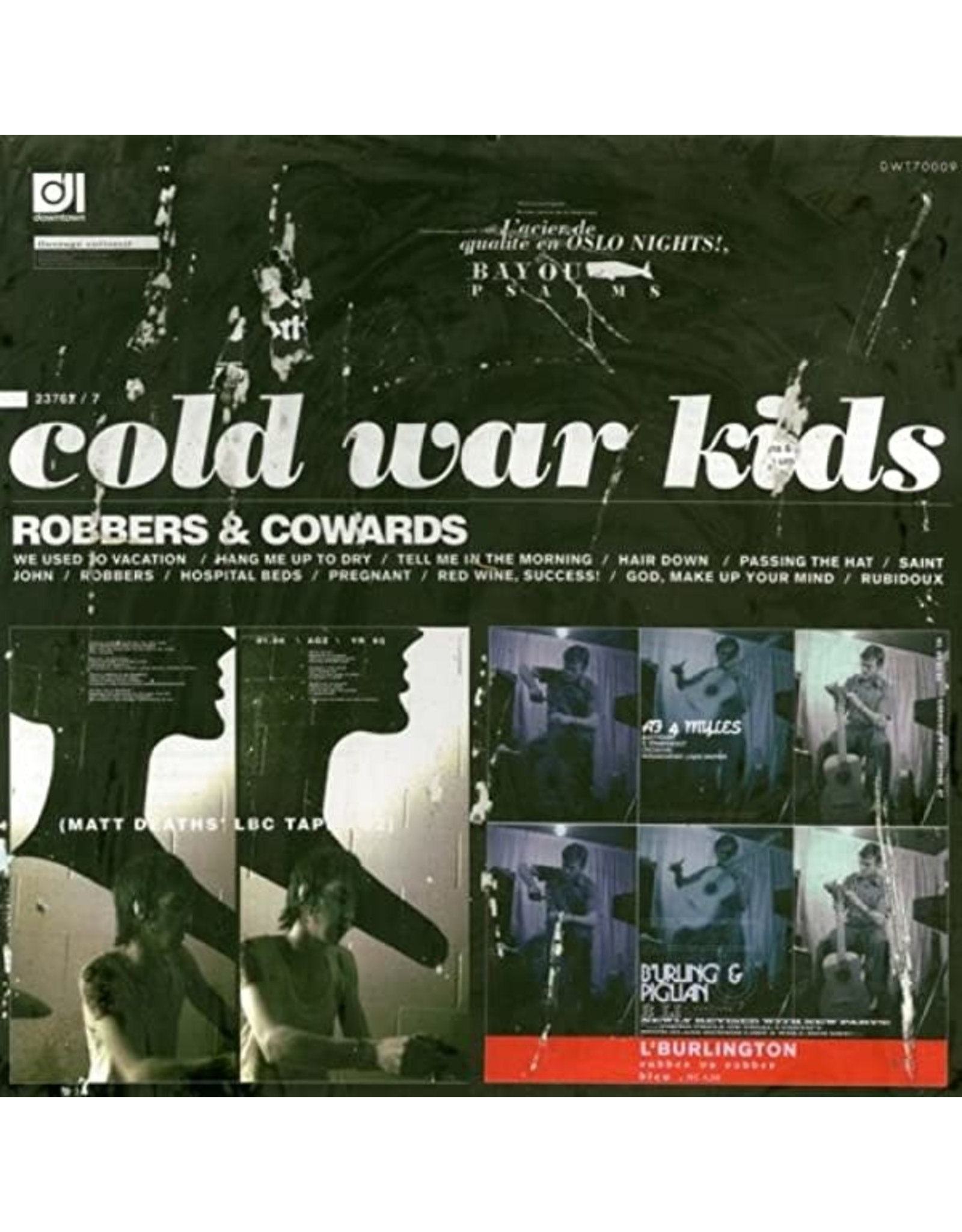 New Vinyl Cold War Kids - S/T (Greatest Hits) LP