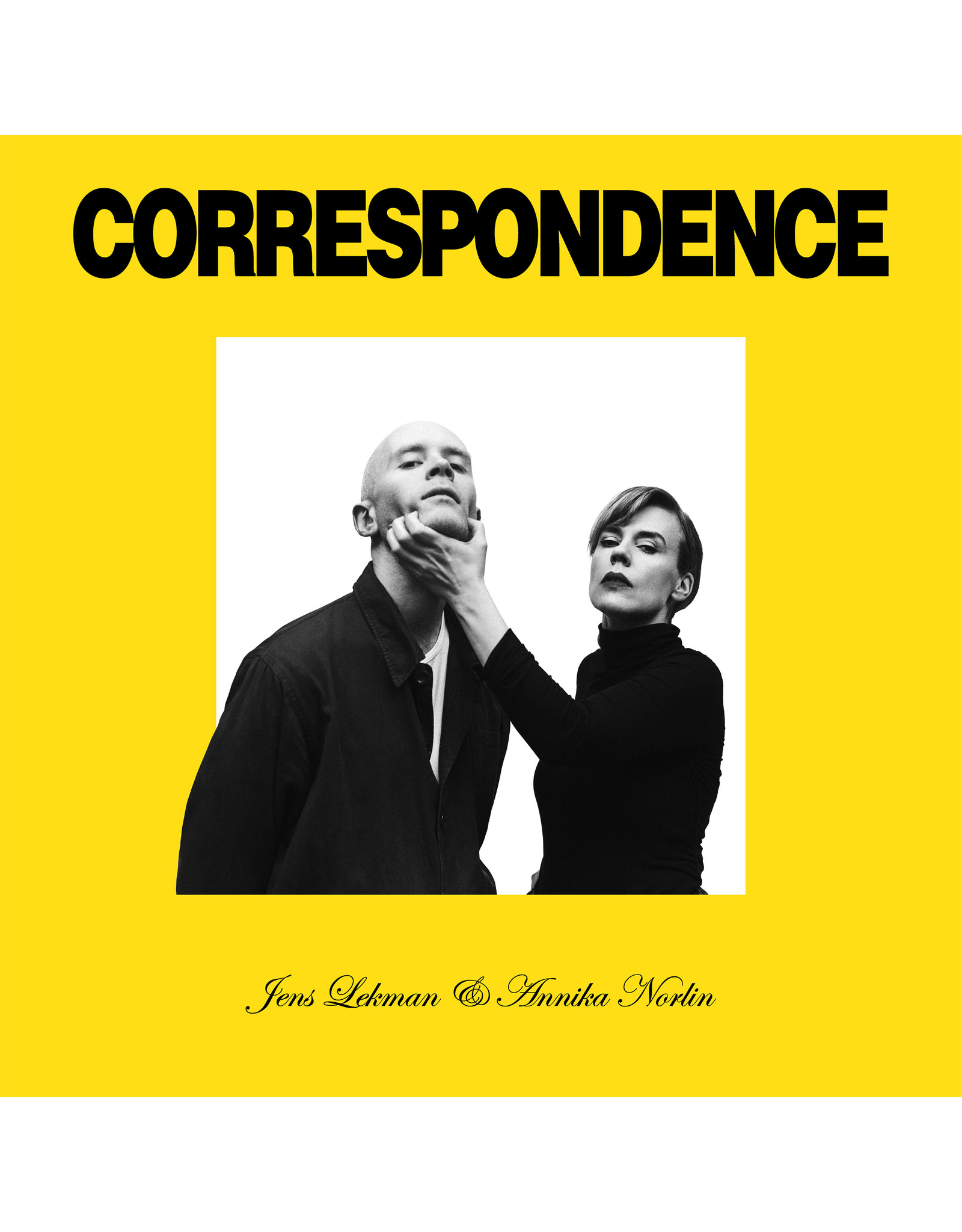 New Vinyl Jens Lekman & Annika Norlin - Correspondence 2LP