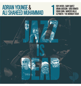 New Vinyl Adrian Younge and Ali Shaheed Muhammad - Jazz Is Dead LP