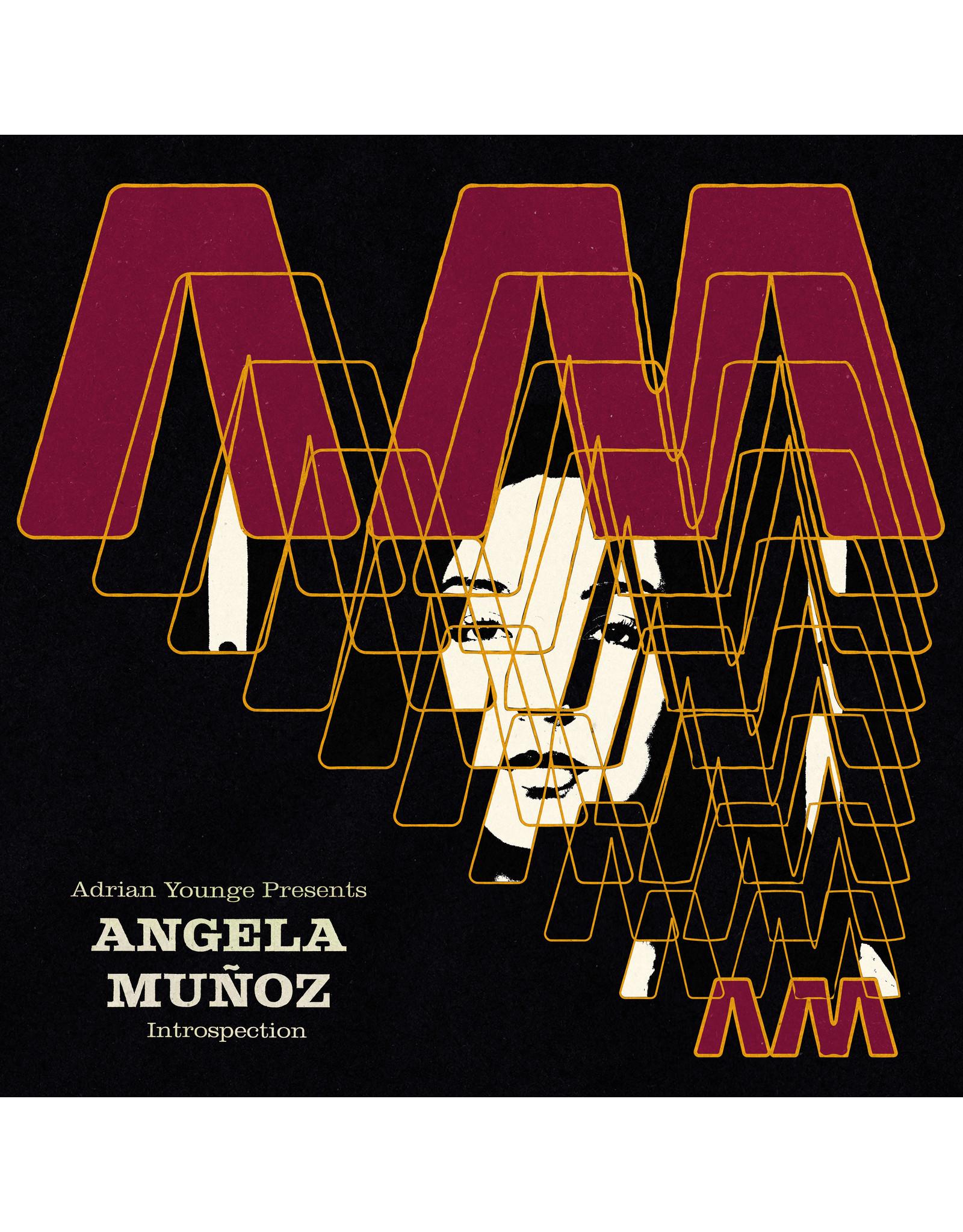 New Vinyl Angela Munoz - Adrian Younge Presents: Angela Munoz - Introspection LP