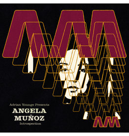 New Vinyl Angela Munoz - Adrian Younge Presents: Angela Munoz - Introspection LP