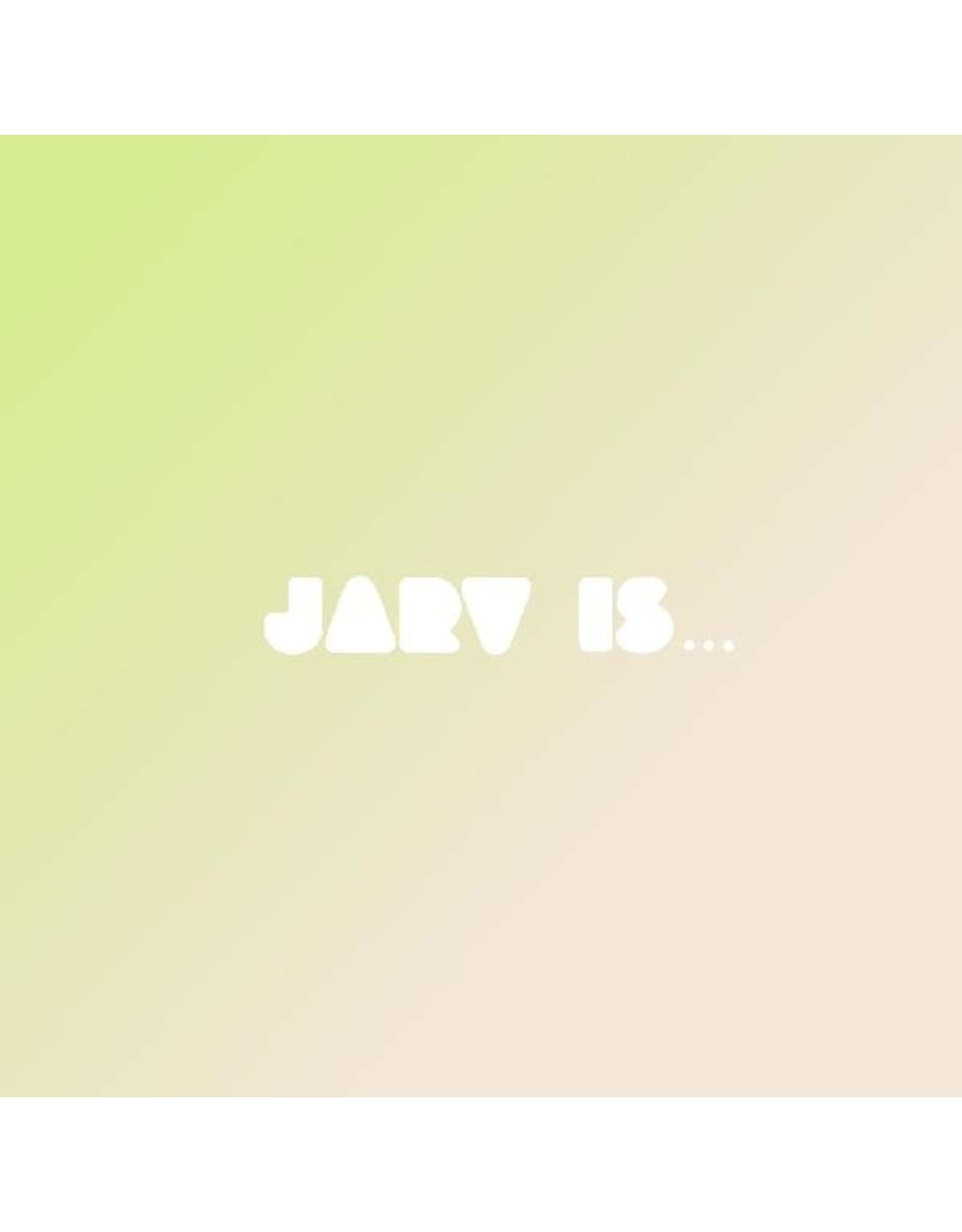New Vinyl JARV IS... - Beyond the Pale (Deluxe, Colored) LP
