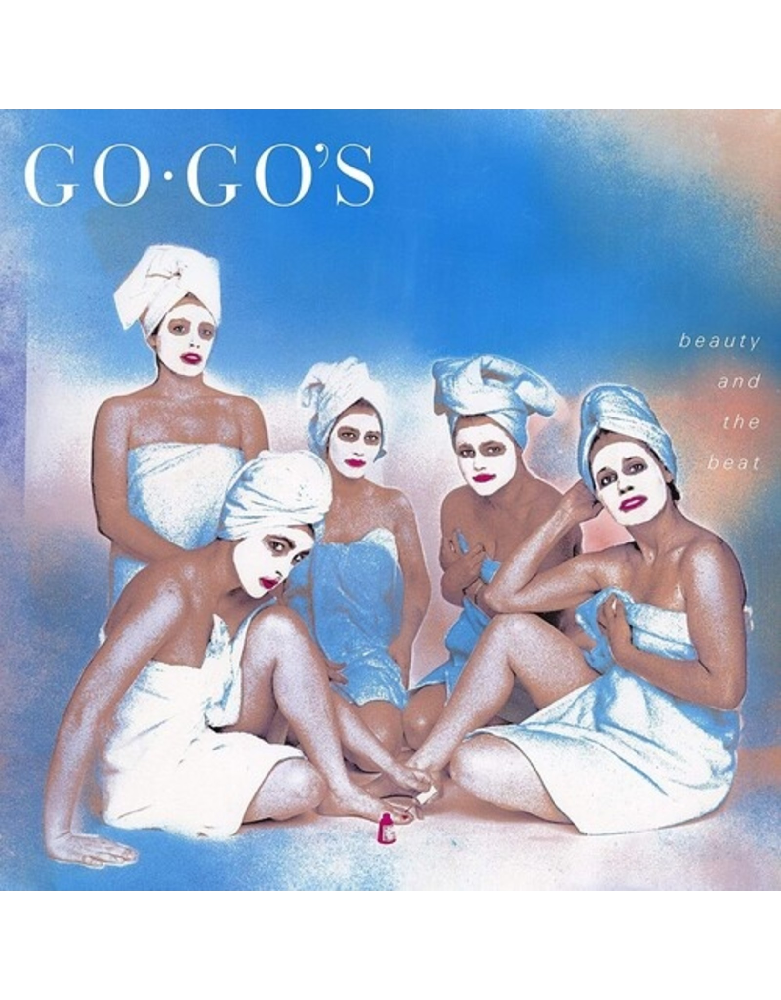 New Vinyl The Go-Go's - Beauty And The Beat LP
