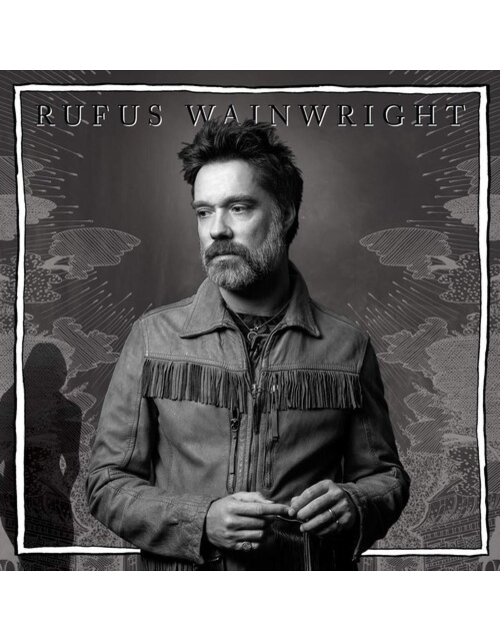New Vinyl Rufus Wainwright - Unfollow The Rules 2LP