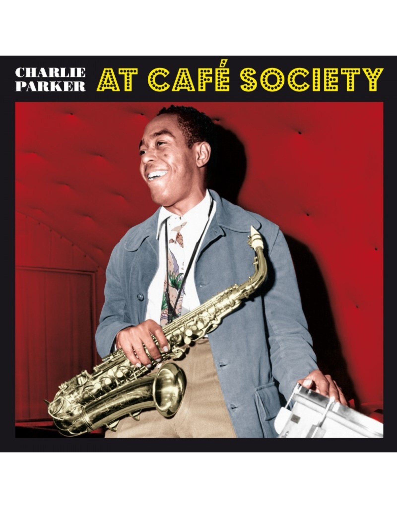 New Vinyl Charlie Parker - At Cafe Society (Colored) LP