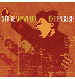 New Vinyl Strike Anywhere - Exit English (Colored) LP