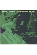 New Vinyl Strike Anywhere - Nightmares Of The West (Colored) LP
