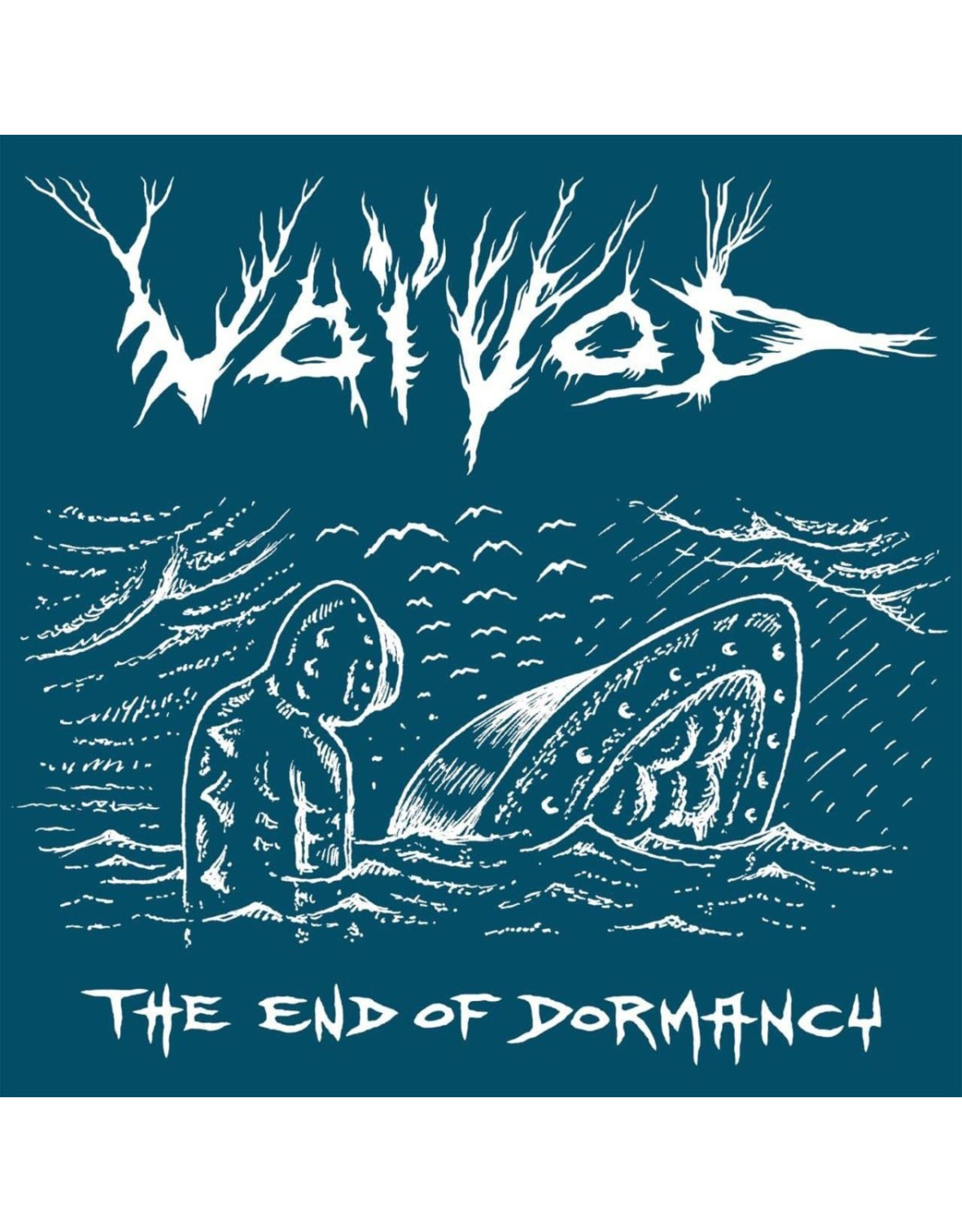 "New Vinyl Voivod - The End Of Dormancy EP 12"""