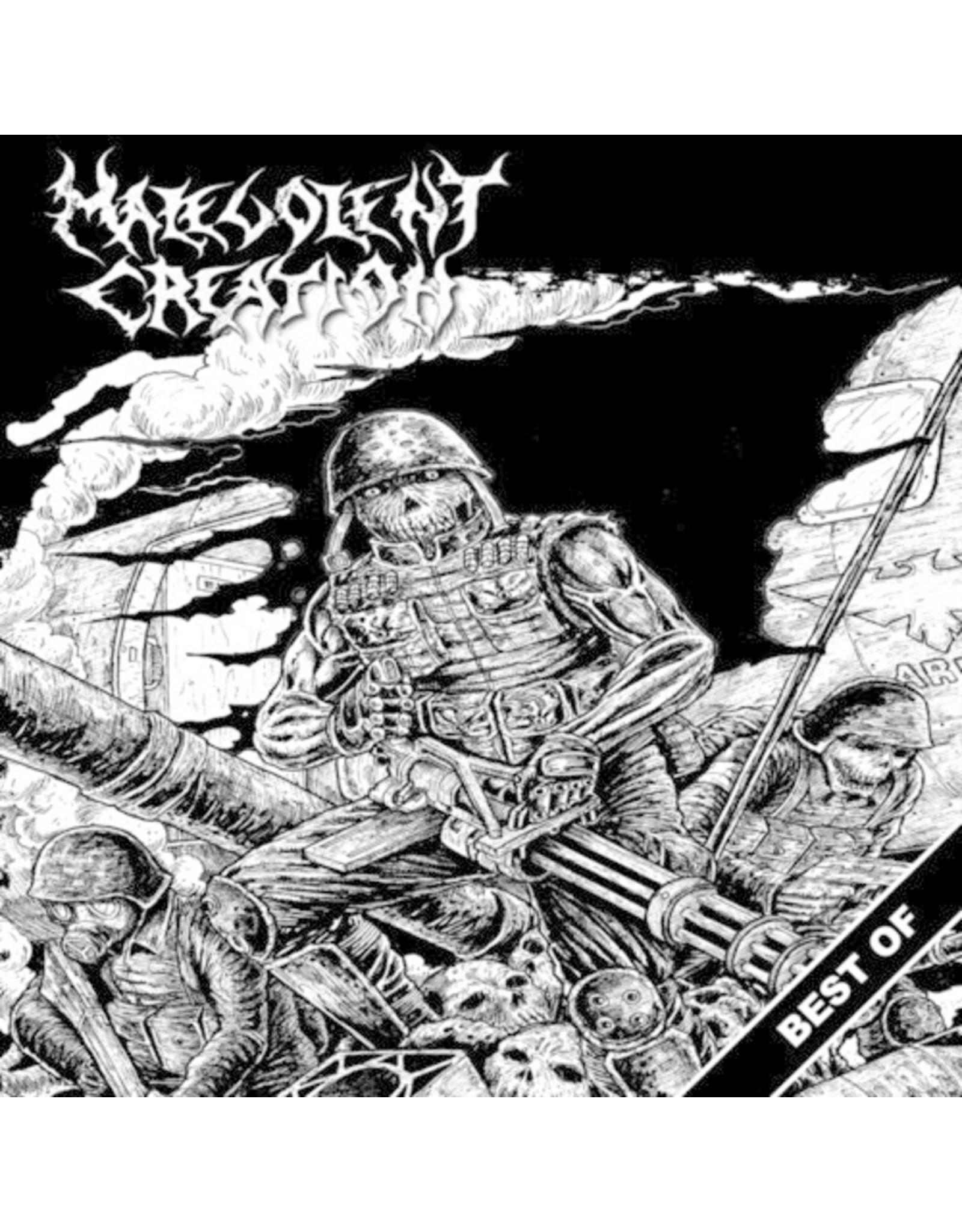 New Vinyl Malevolent Creation - Best Of LP
