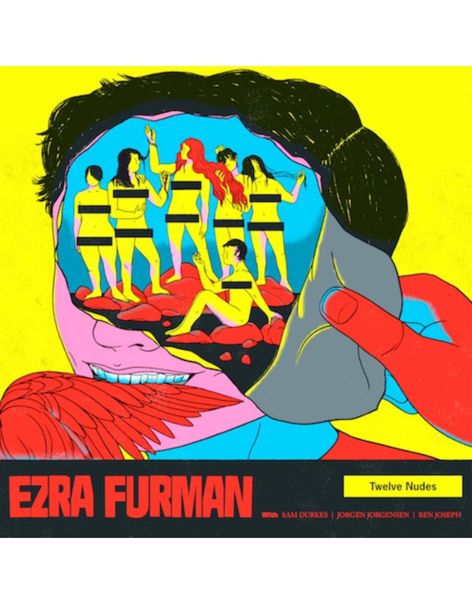 New Vinyl Ezra Furman - Twelve Nudes LP