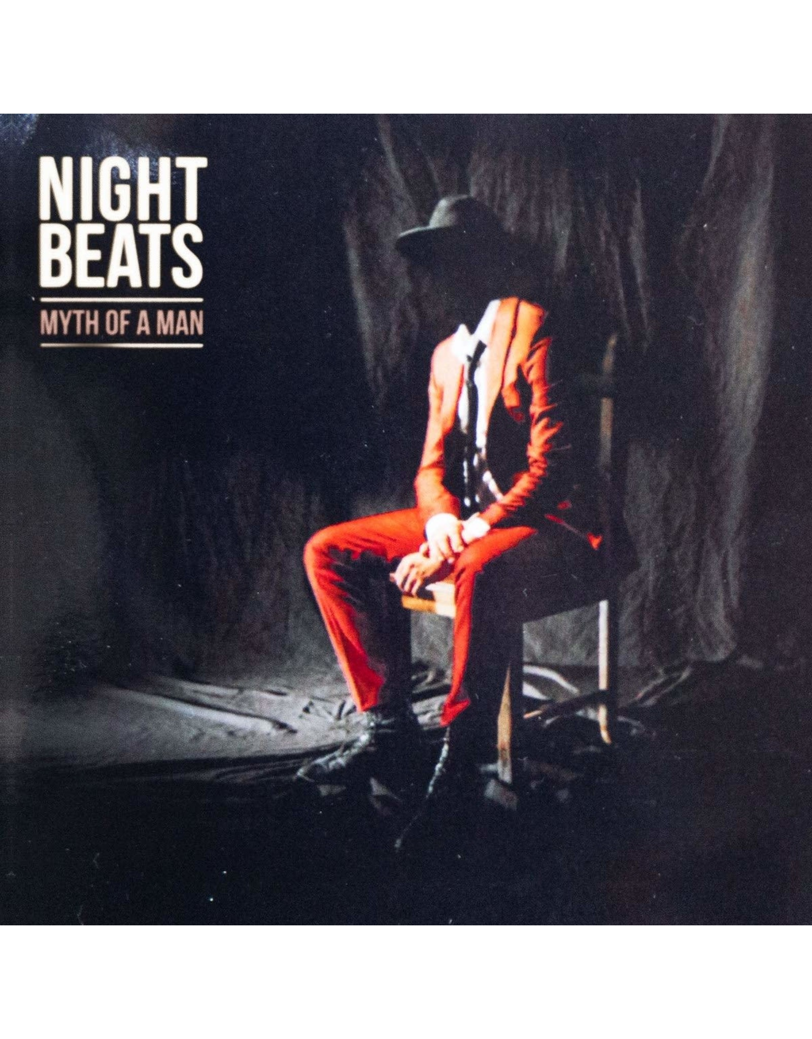 New Vinyl Night Beats - Myth Of Man LP