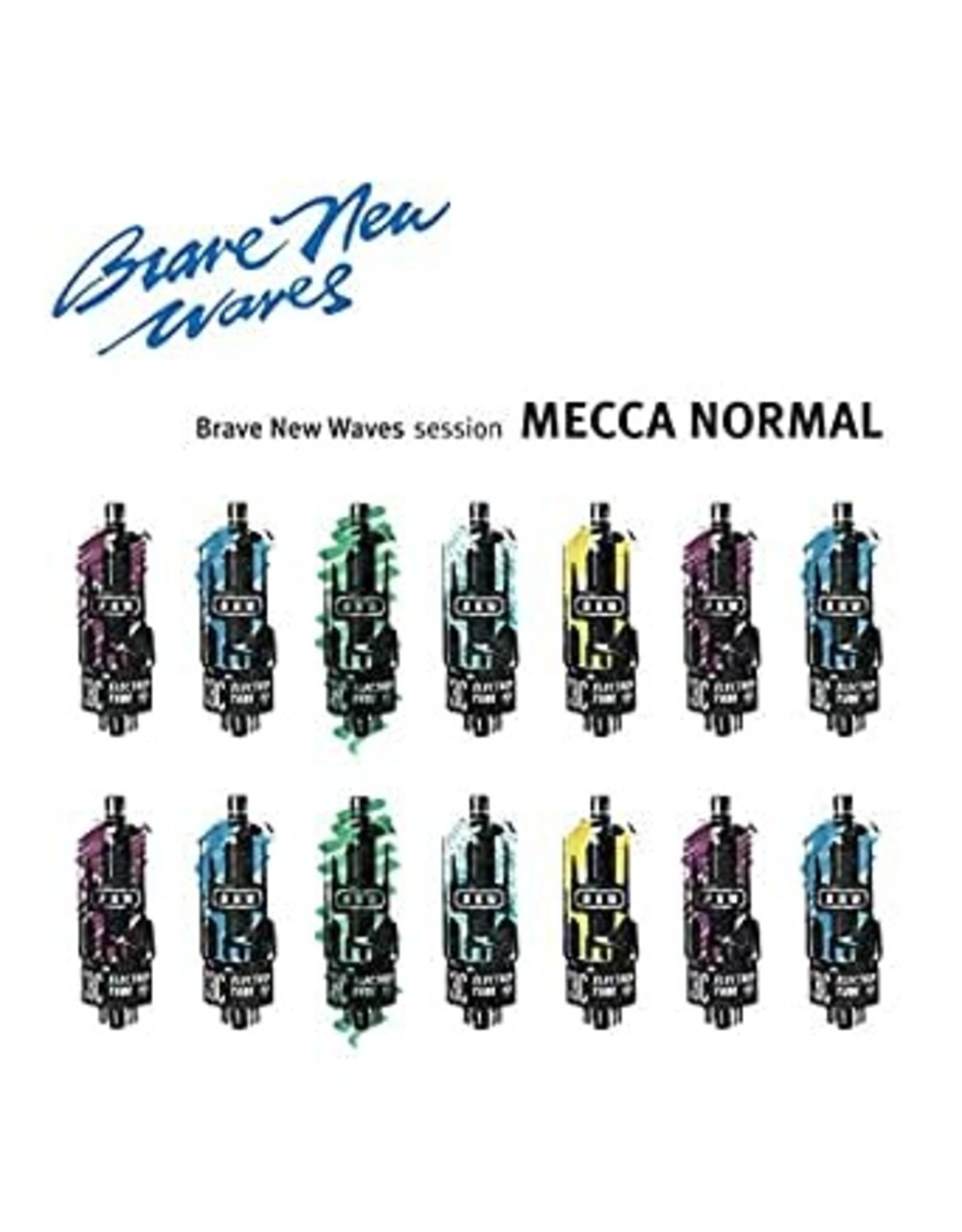 New Vinyl Mecca Normal - Brave New Waves Session LP