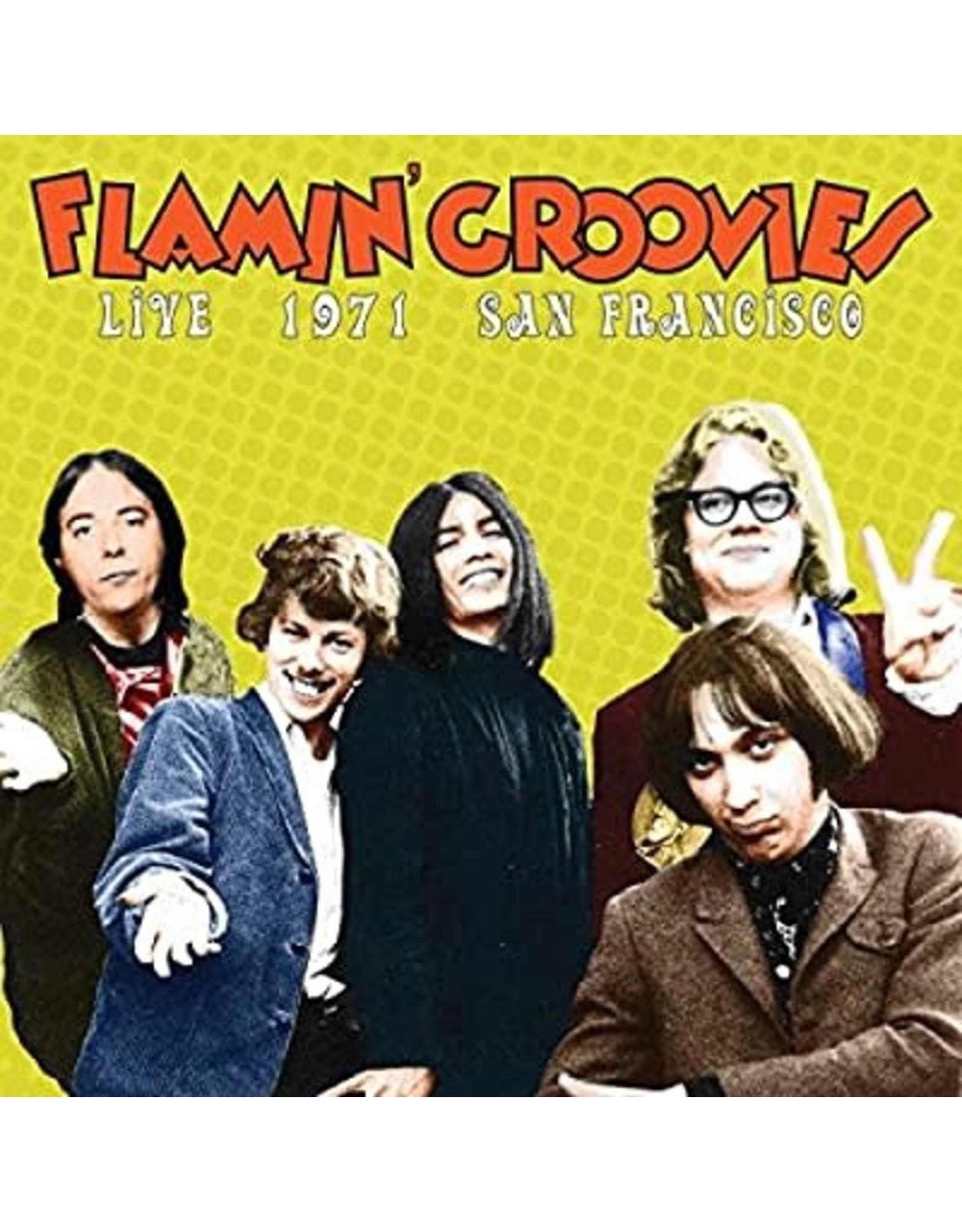 New Vinyl Flamin' Groovies - Live 1971 San Francisco LP