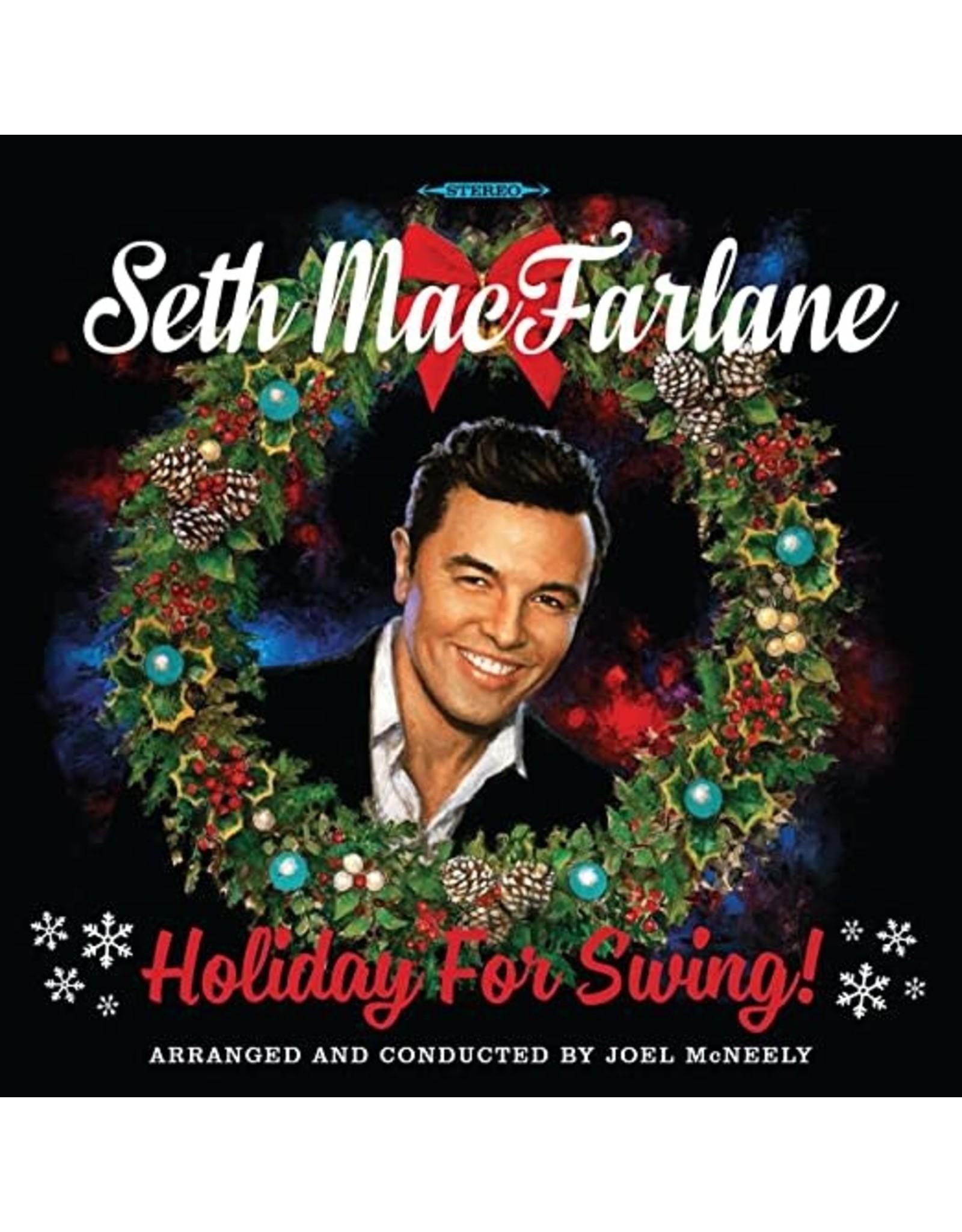 New Vinyl Seth MacFarlane - Holiday For Swing! LP