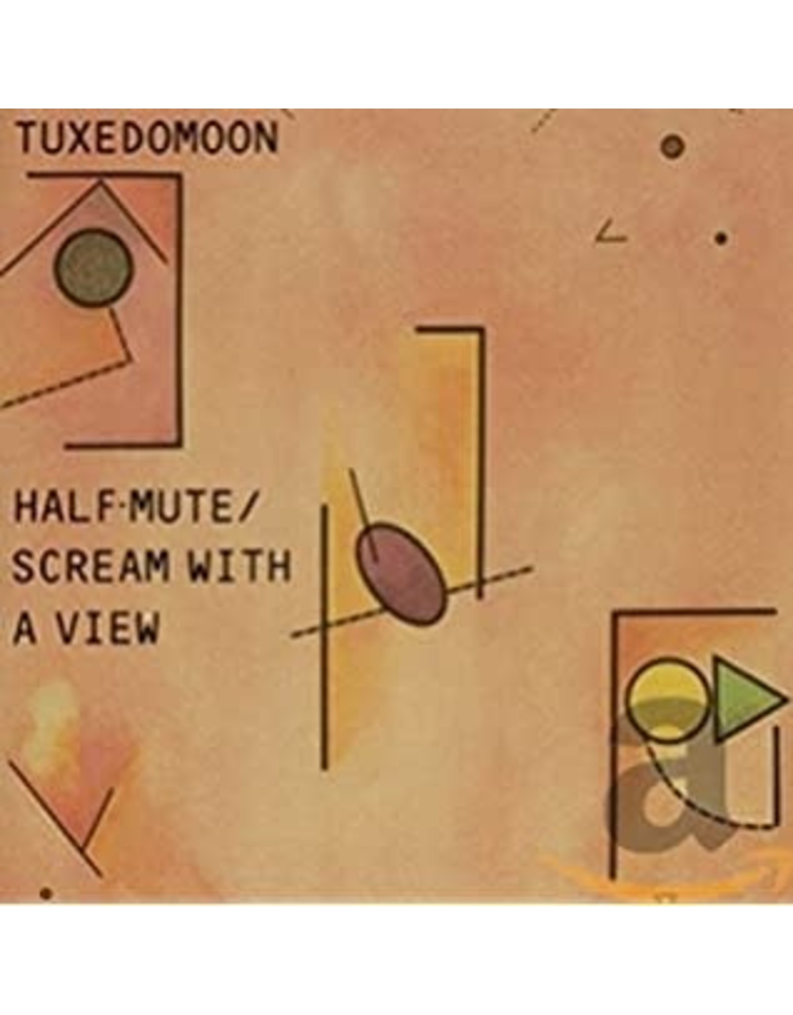 New Vinyl Tuxedomoon - Half-Mute LP