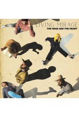 New Vinyl The Head And The Heart - Living Mirage LP
