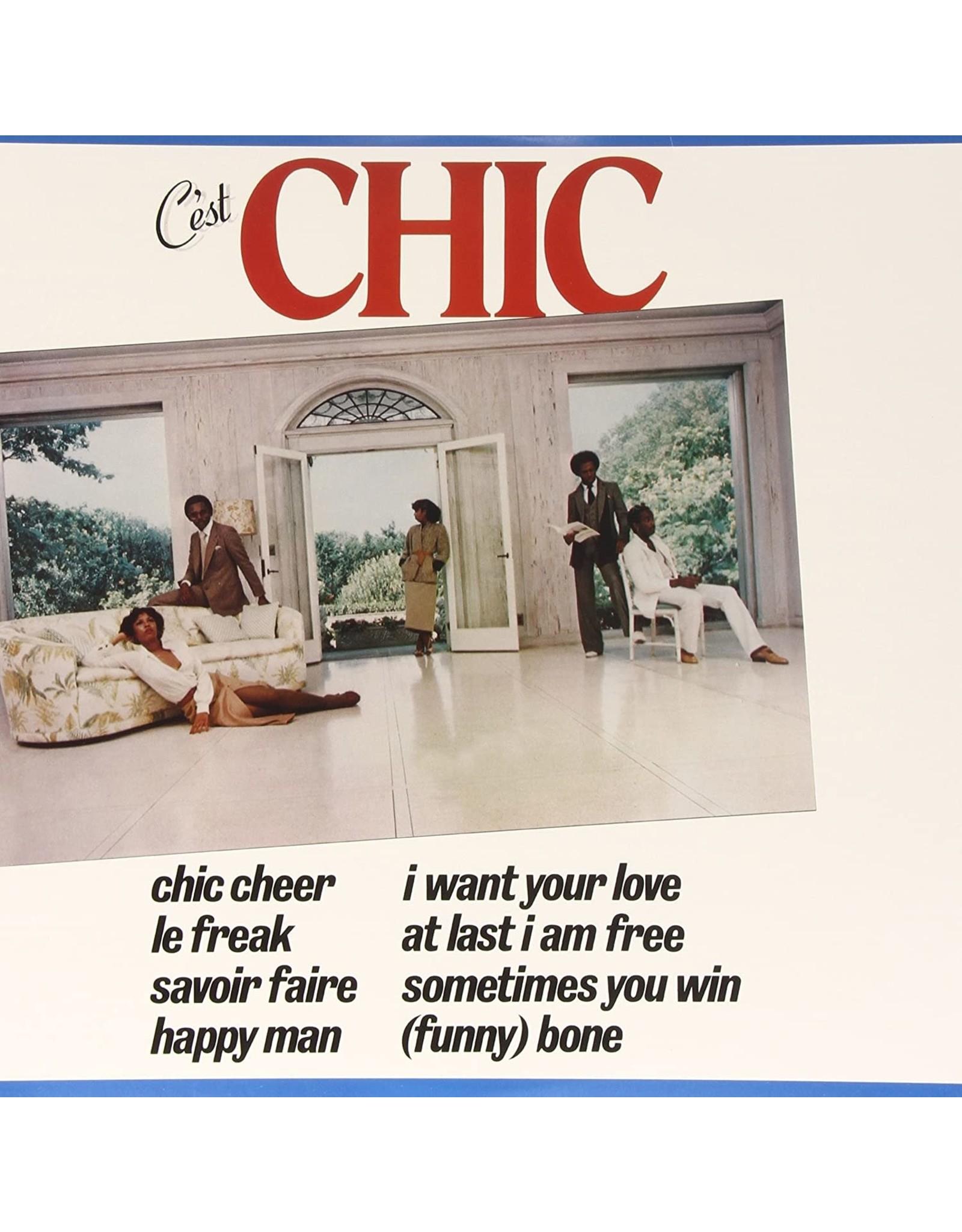 New Vinyl Chic - C'est Chic LP