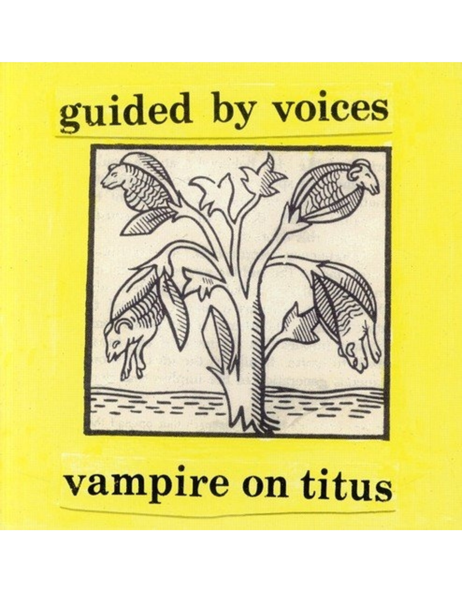 New Vinyl Guided By Voices - Vampire On Titus LP