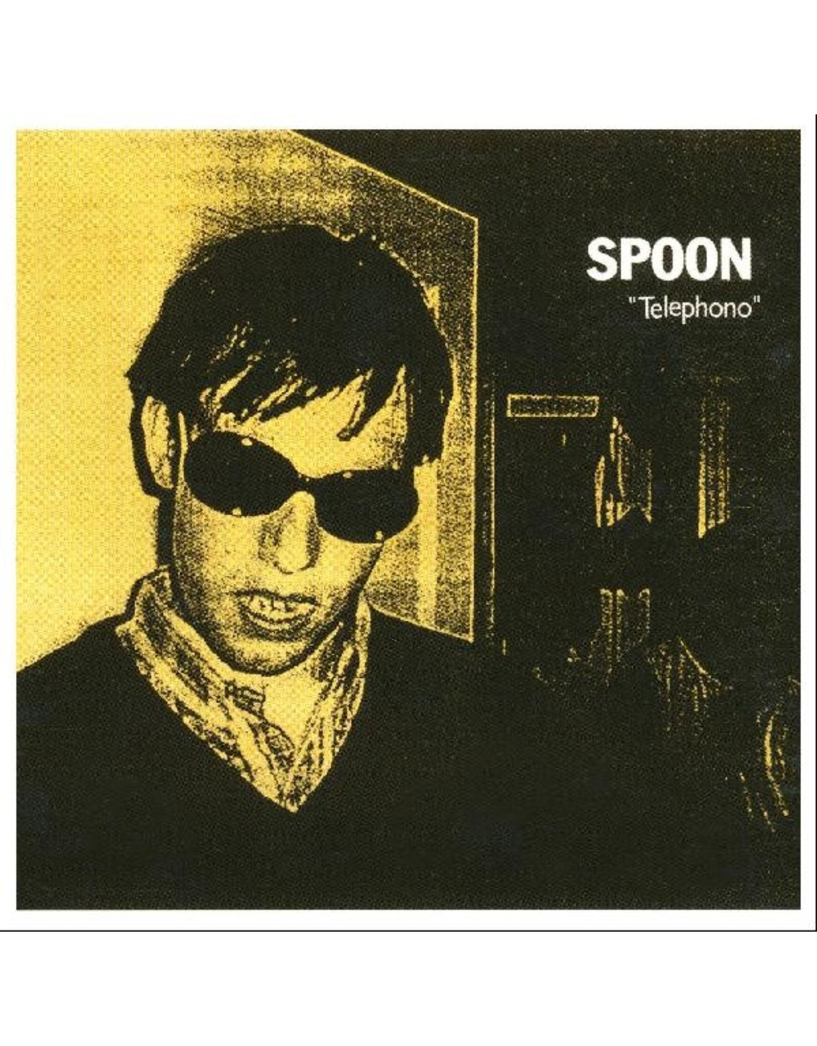 New Vinyl Spoon - Telephono LP