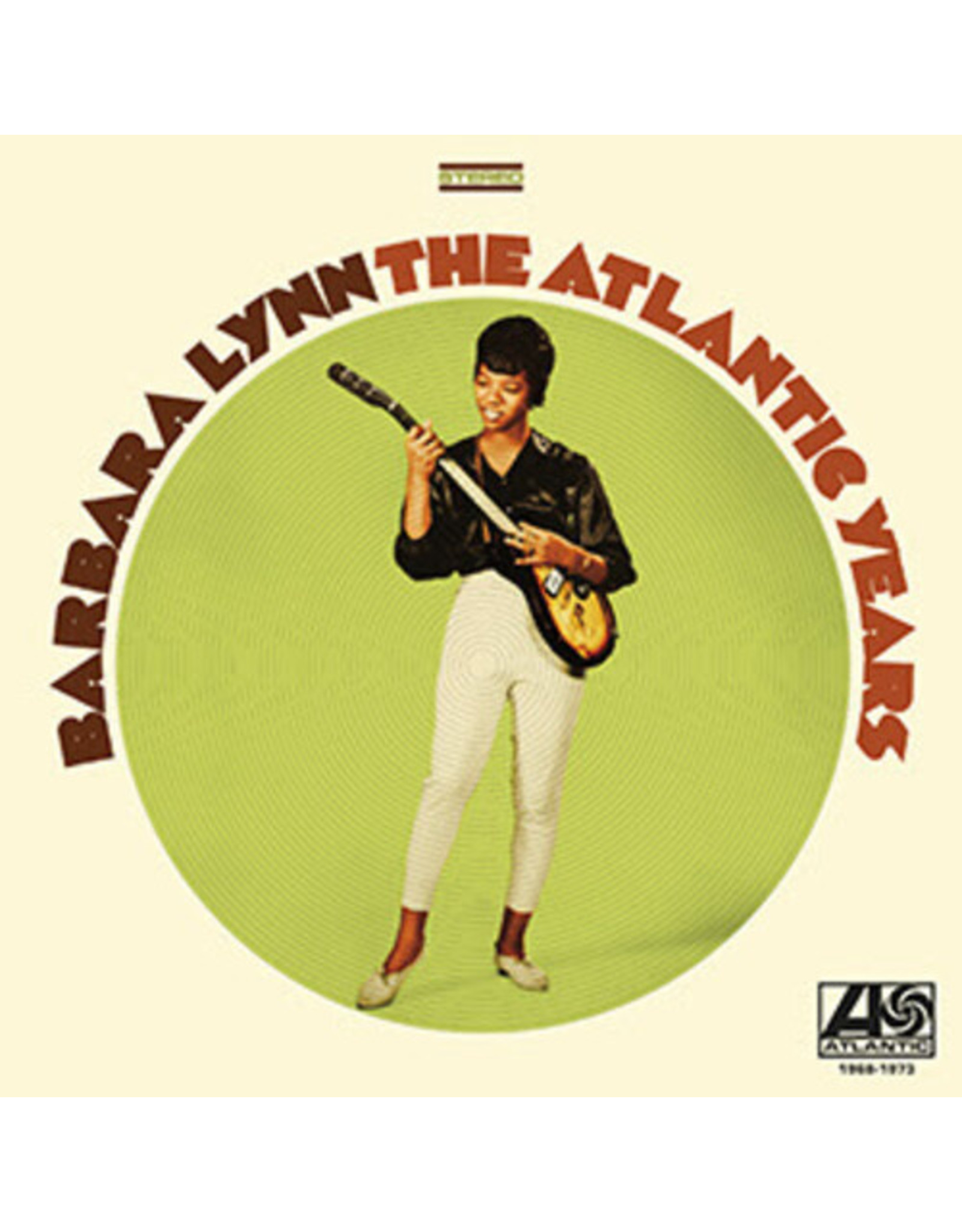 New Vinyl Barbara Lynn - The Atlantic Years LP