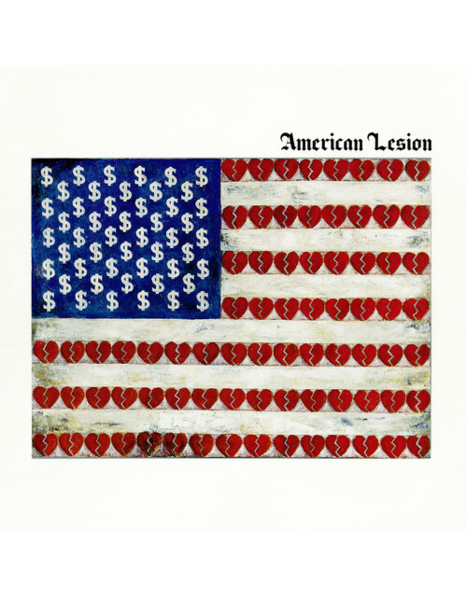 New Vinyl Greg Graffin - American Lesion (Colored) LP