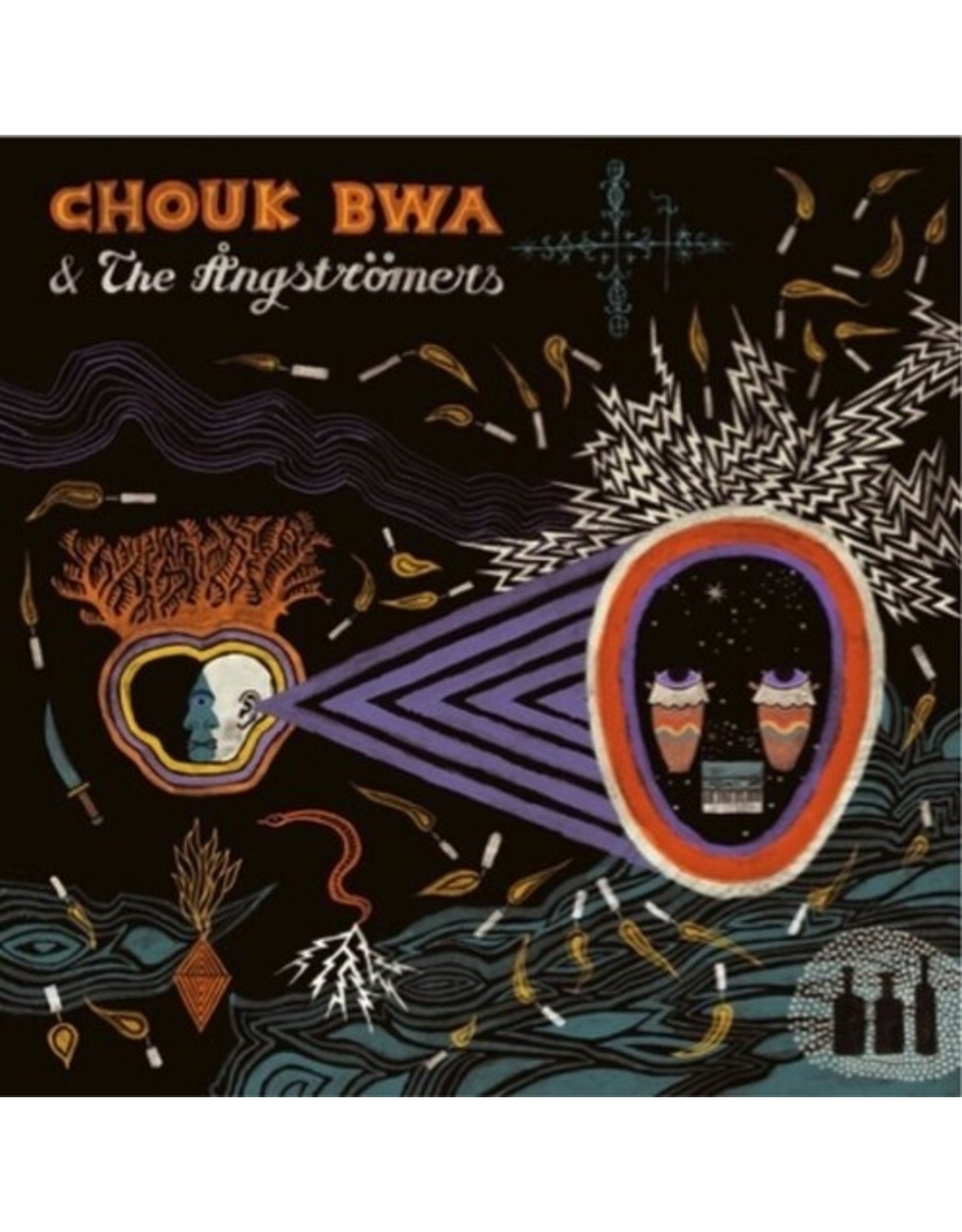 New Vinyl Chouk Bwa & The Angstromers - Vodou Ale LP