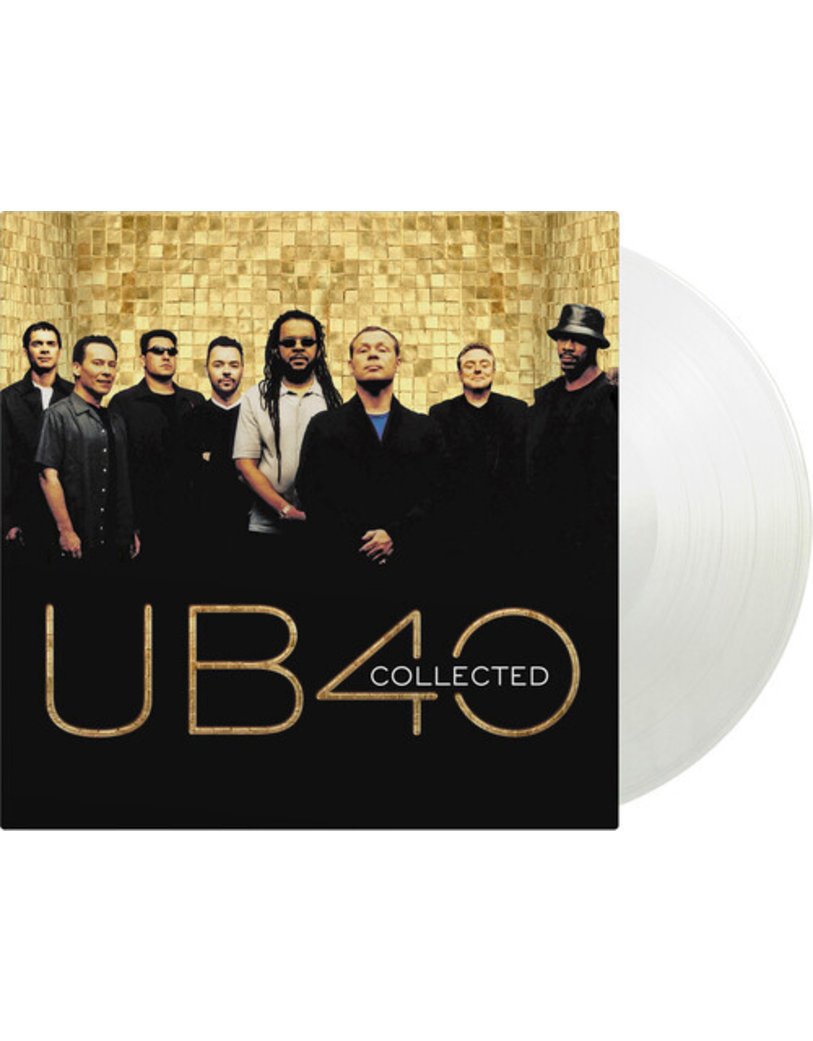 New Vinyl UB40 - Collected (Clear) 2LP
