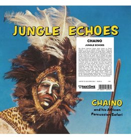 New Vinyl Chaino And His African Percussion Safari - Jungle Echoes LP