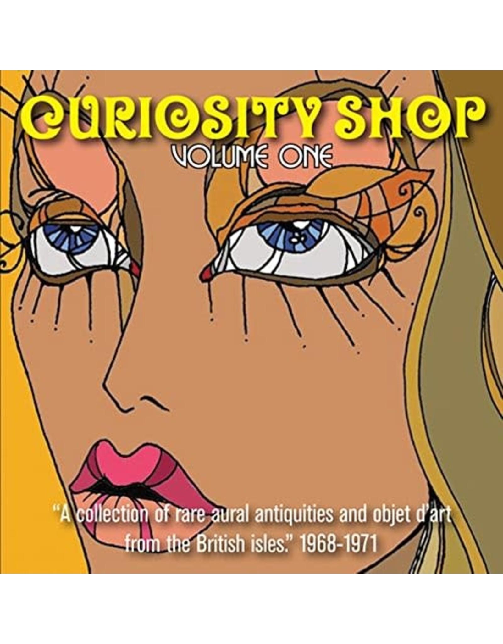 New Vinyl Various - Curiosity Shop Vol. 1 LP