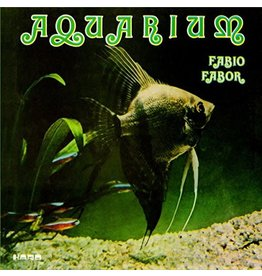 New Vinyl Fabio Fabor - Aquarium LP