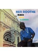 New Vinyl Ken Boothe - Black Gold & Green LP