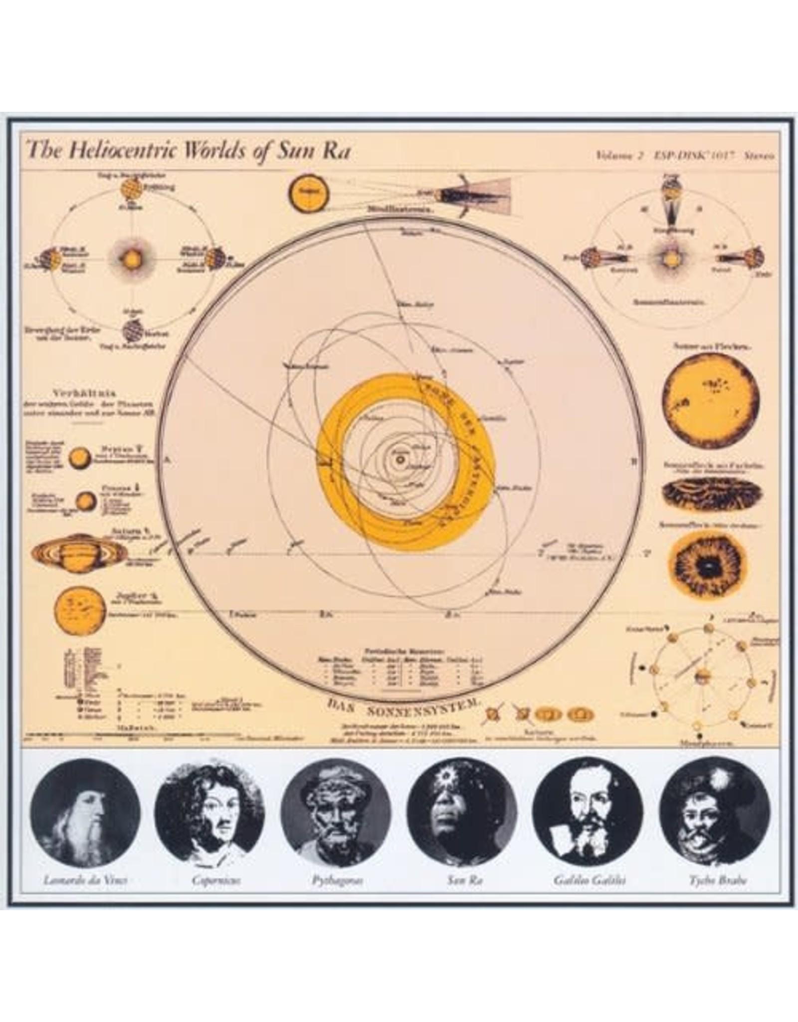 New Vinyl Sun Ra - Heliocentric Worlds Vol. 2 LP