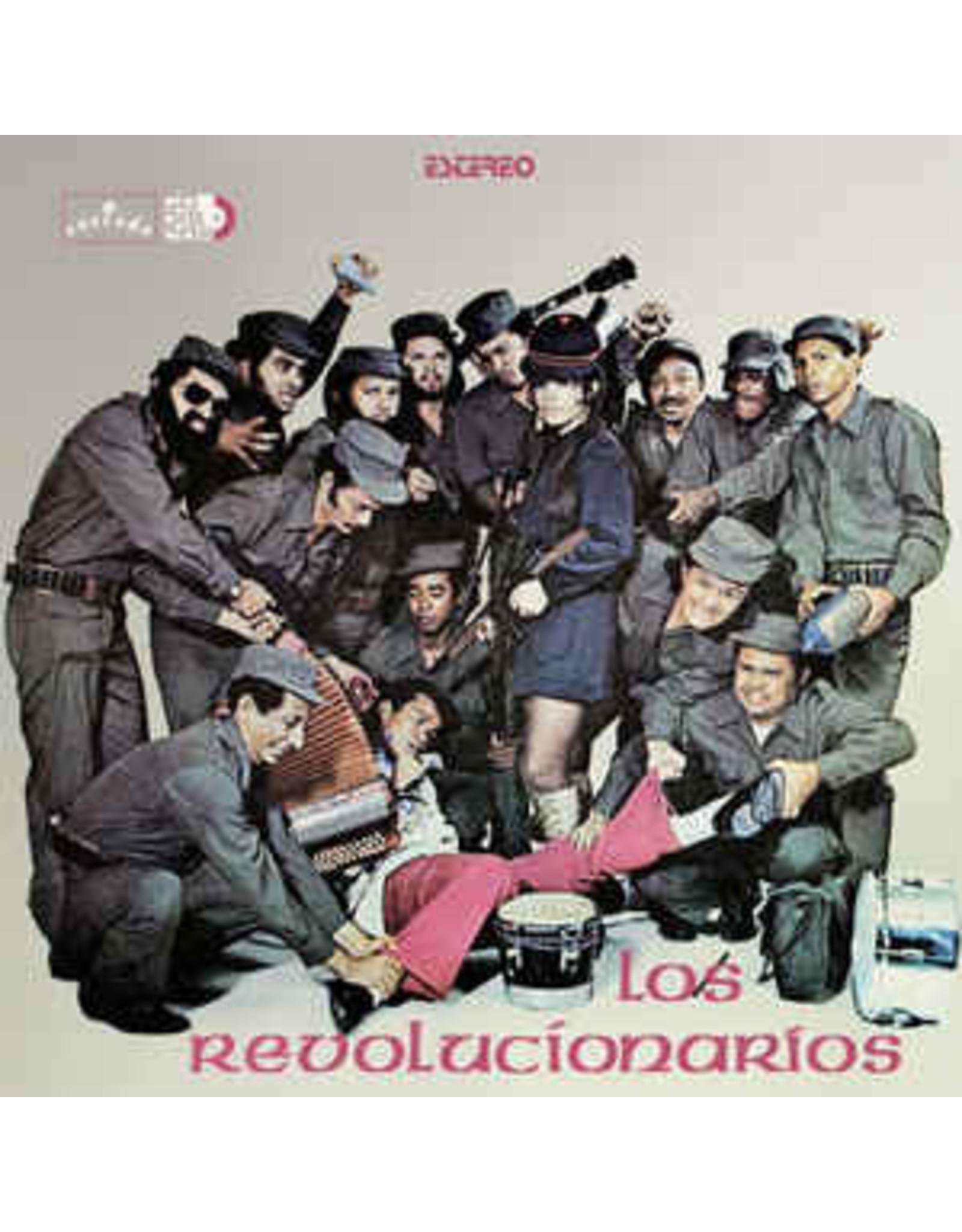 New Vinyl Los Revolucionarios - S/T LP