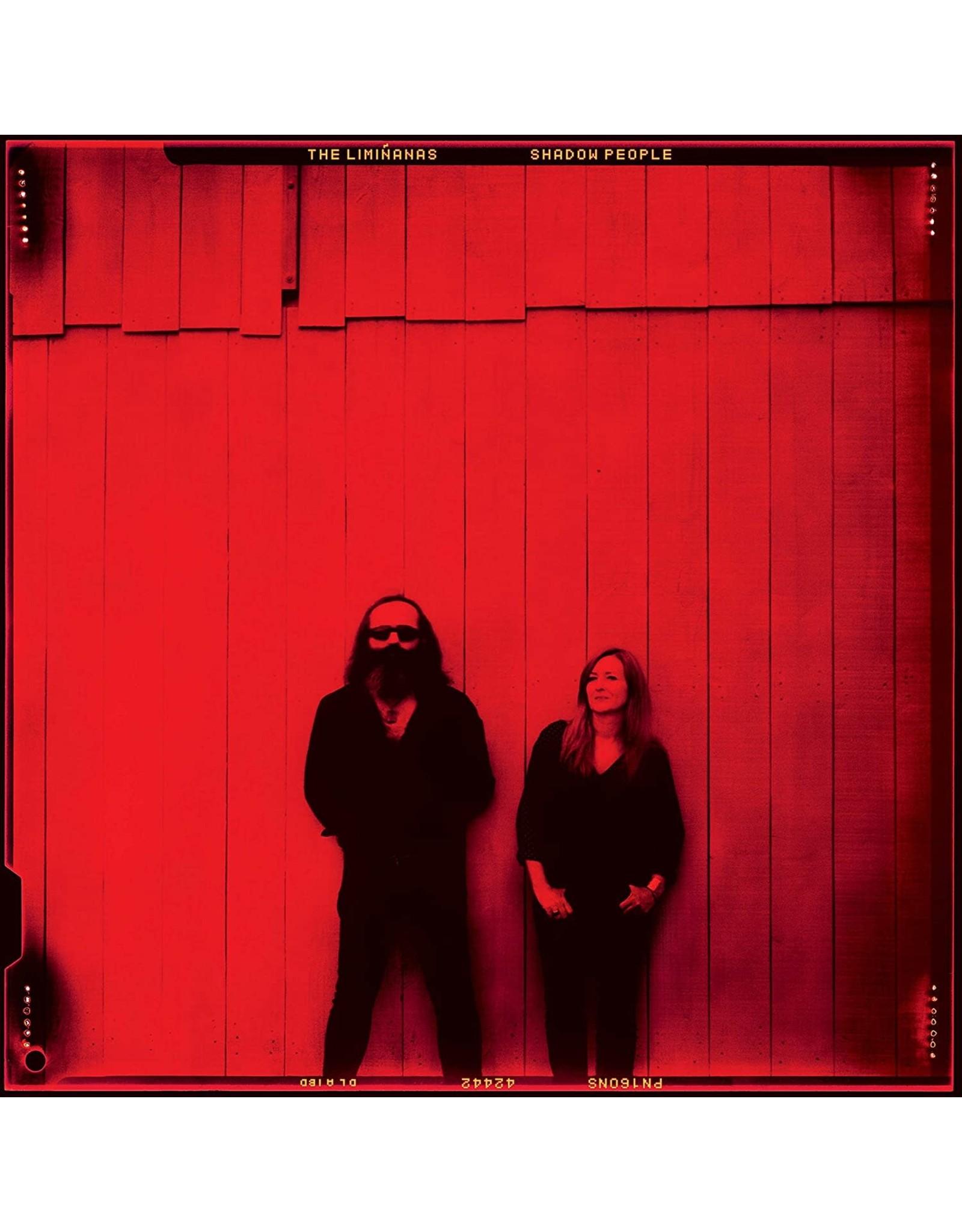 New Vinyl Liminanas - Shadow People LP+CD